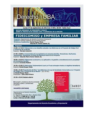 Jornada Fideicomiso y Empresa Familiar