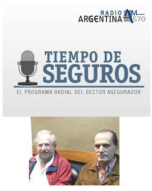 Entrevista en Radio, presencia del IADEF