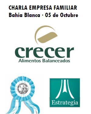 "Charla ""Empresa Familiar a Familia Empresaria"". Bahía Blanca."