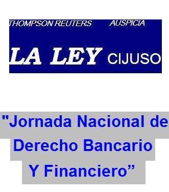 Jornada Nacional de Derecho Bancario y Financiero