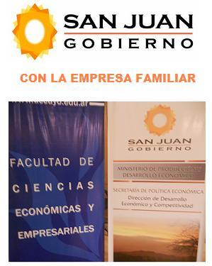 Actividades realizadas en San Juan en apoyo a la Empresa Familiar