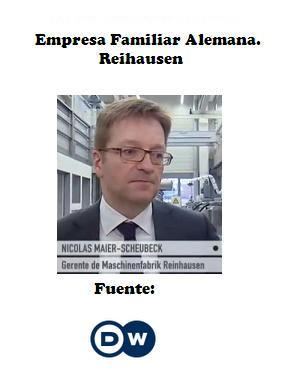 Reihausen, Empresa Familiar Alemana.