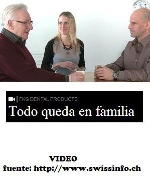 Empresas Familiares Suizas.
