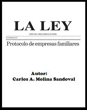 Protocolo de Empresas Familiares