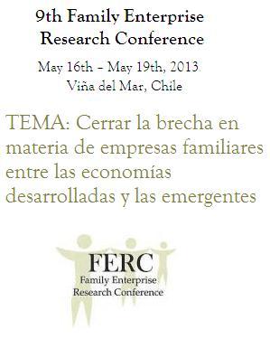 La FERC 2013 se realizó en Chile y el IADEF estuvo presente