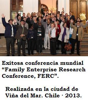 Exitosa conferencia internacional de Empresas Familiares