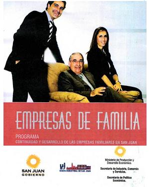 """30 de Mayo · San Juan. Programa: """"Continuidad y Desarrollo de las Empresas Familiares"""""""
