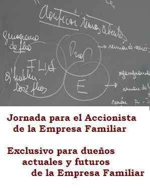 31 de Mayo. Jornada para el Accionista de la Empresa Familiar. CABA.