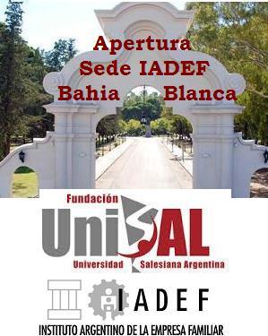 Apertura Sede IADEF en Bahia Blanca
