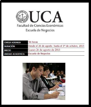 Programa Ejecutivo de Empresas Familiares de UCA