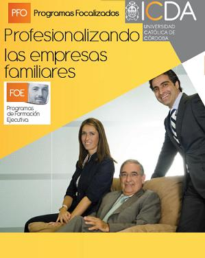 Profesionalizando las empresas familiares