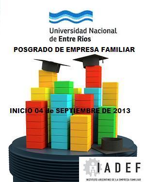 Curso Posgrado en Empresas Familiares