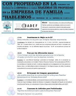 Jornada 31 de Octubre · Bahia Blanca