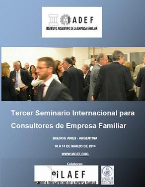 Actualización, network y orientación · III SICEF 2014