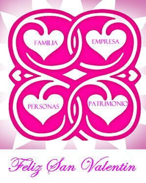 Demuestra tu amor a la familia empresaria en San Valentin