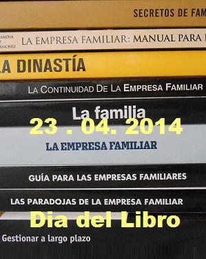Feliz Día Internacional del Libro