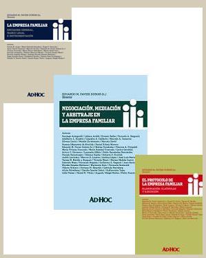 Libros del Instituto Argentino de la Empresa Familiar