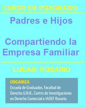 Curso – Delegación Regional IADEF Rosario