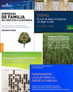 Recomendación de libros de Empresa Familiar
