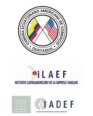 ILAEF · Conferencia en Cámara Ecuatoriano Americana de Comercio-AMCHAM, Guayaquil