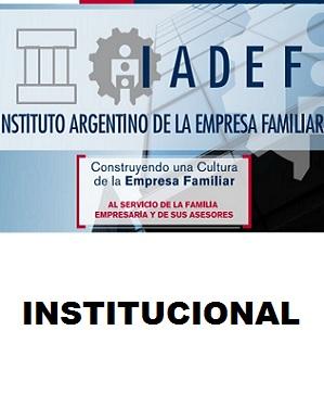 IADEF Nuevo Folleto 2014