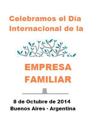 Invitación a la Celebración del Día Internacional de la Empresa Familiar