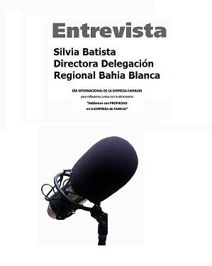 Audios. Entrevistas realizadas en la Delegación Regional Bahia Blanca
