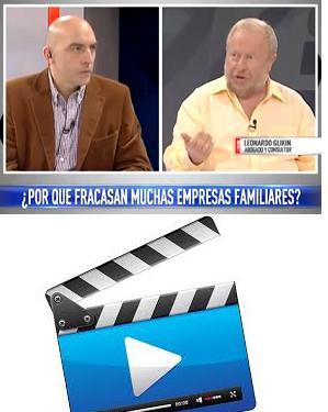 VIDEO ¿Por qué fracasan muchas empresas familiares?