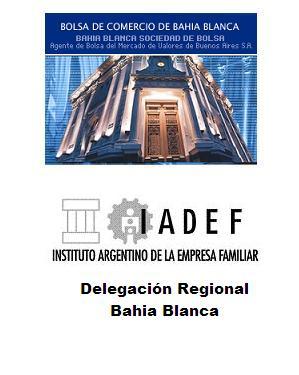 Agenda: La Empresa Familiar y el Financiamiento
