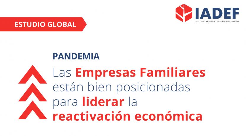 Pandemia: Empresas familiares preparadas para liderar la reactivación económica