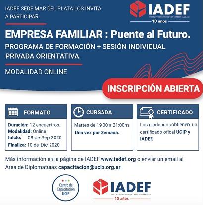 Ciclo Empresa Familiar: Puente al Futuro